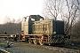 "Krupp 3647 - Fried. Krupp ""4"" 18.02.1980 - Essen, Bahnübergang HelenenstraßeMartin Welzel"