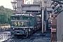 """Krupp 3764 - Rheinbraun """"557"""" 19.07.1993 - Niederzier, Hambachbahn-VerladeanlageMartin Welzel"""