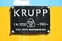 "Krupp 3856 - WDI ""2"" 15.08.2009 - Hamm (Westfalen), WDIFrank Glaubitz"