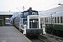 "Krupp 3927 - DB ""360 504-5"" 15.03.1991 - Basel, Badischer BahnhofIngmar Weidig"