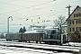"Krupp 3931 - DB ""260 508-7"" 18.01.1985 - Tübingen, HauptbahnhofStefan Motz"