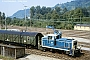 """Krupp 3934 - DB """"260 511-1"""" 25.07.1985 - Tübingen, BahnbetriebswerkStefan Motz"""