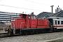 """Krupp 3940 - DB Schenker """"362 517-5"""" 14.12.2013 - Leipzig, HauptbahnhofHeiko Müller"""