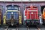 Krupp 3958 - NOBEG 25.08.2019 - Siegen, Westfälisches EisenbahnmuseumMalte Werning