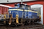 Krupp 3958 - NOBEG 08.12.2019 - Siegen, Westfälisches EisenbahnmuseumPatrick Böttger