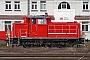 "Krupp 3961 - DB Cargo ""362 538-1"" 21.02.2020 - Mannheim, RanigerbahnhofRolf Zencke"