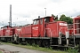 "Krupp 3968 - DB Schenker ""362 545-6"" 19.06.2011 - Oberhausen-Osterfeld, BahnbetriebswerkMartin Weidig"
