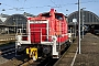 """Krupp 3970 - DB Cargo """"362 547-2"""" 28.12.2019 - Karlsruhe, HauptbahnhofWolfgang Rudolph"""