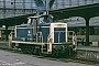 "Krupp 3973 - DB ""360 550-8"" __.11.1989 - Frankfurt (Main), HauptbahnhofRolf Alberts"