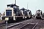 """Krupp 3973 - DB """"360 550-8"""" 13.06.1992 - Darmstadt, BahnbetriebswerkErnst Lauer"""