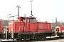 """Krupp 3982 - DB Cargo """"362 559-7"""" 03.04.2016 - Seevetal, Rangierbahnhof MaschenAndreas Kriegisch"""