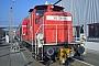 """Krupp 3983 - DB Schenker """"362 560-5 """" 05.03.2012 - Frankfurt (Main), DB Regio WerkMatthias Kraus"""