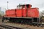 """Krupp 3983 - DB Schenker """"362 560-5"""" 24.12.2013 - Frankfurt (Main)Matthias Kraus"""