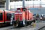 """Krupp 3991 - DB Schenker """"362 568-8"""" 03.10.2014 - Chemnitz, HauptbahnhofKlaus Hentschel"""