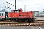 "Krupp 3991 - DB Cargo ""362 568-8"" 11.03.2016 - Dresden, HauptbahnhofJens Auth"