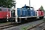 """Krupp 3992 - Railion """"364 569-4"""" 03.10.2005 - Mainz-Bischofsheim, BahnbetriebswerkRalf Lauer"""