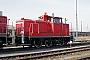 """Krupp 4005 - DB AG """"362 582-9"""" 24.03.2012 - Halle (Saale), Bahnbetriebswerk GAndreas Kloß"""