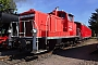 "Krupp 4006 - HDS ""360 583-9"" 15.09.2019 - Heilbronn, Süddeutsches EisenbahnmuseumLeon Schrijvers"
