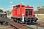 """Krupp 4006 - HDS """"360 583-9"""" 14.09.2019 - Heilbronn, Süddeutsches EisenbahnmuseumSteffen Hartz"""