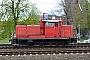 "Krupp 4010 - DB Cargo ""362 587-8"" 18.04.2015 - Dresden, HauptbahnhofJens Auth"