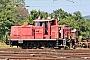 "Krupp 4012 - DB Cargo ""362 589-4"" 28.06.2019 - Basel, Badischer BahnhofTheo Stolz"