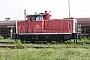 """Krupp 4012 - Railion """"364 589-2"""" 19.05.2004 - Mannheim, Railion BetriebshofErnst Lauer"""
