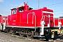 """Krupp 4012 - Railion """"362 589-4"""" 14.112004 - Mannheim, Railion BetriebshofErnst Lauer"""