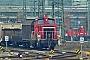 """Krupp 4012 - DB Schenker """"362 589-4"""" 28.02.2012 - Saarbrücken, RangierbahnhofIvonne Pitzius"""