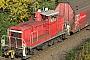 """Krupp 4012 - DB Schenker """"362 589-4"""" 26.10.2015 - KornwestheimHans-Martin Pawelczyk"""