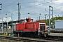 """Krupp 4012 - DB Cargo """"362 589-4"""" 15.09.2017 - Karlsruhe, HauptbahnhofWerner Schwan"""