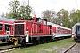 """Krupp 4015 - Railion """"362 592-8"""" 23.04.2012 - StuttgartRalph Mildner"""