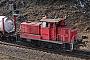 """Krupp 4015 - DB Cargo """"362 592-8"""" 21.02.2018 - KornwestheimHans-Martin Pawelczyk"""