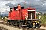 """Krupp 4015 - DB Cargo """"362 592-8"""" 23.09.2018 - Kornwestheim, RangierbahnhofFlorian Fischer"""