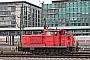 """Krupp 4015 - DB Schenker """"362 592-8"""" 23.10.2014 - Stuttgart, HauptbahnhofTobias Schmidt"""
