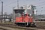 """Krupp 4017 - DB Schenker """"362 594-4"""" 08.09.2014 - München, HauptbahnhofWerner Schwan"""