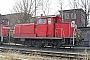 """Krupp 4019 - DB Schenker """"362 596-9"""" 24.03.2012 - Halle (Saale) Bw Halle GAndreas Kloß"""