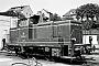 "Krupp 4019 - DB ""260 596-2"" 23.07.1969 - Wuppertal-Vohwinkel, BahnbetriebswerkDr. Werner Söffing"