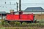 """Krupp 4023 - DB Schenker """"362 600-9"""" 10.09.2009 - Chemnitz, HauptbahnhofKlaus Hentschel"""