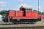 """Krupp 4035 - DB Cargo """"362 612-4"""" 07.08.2016 - Leipzig-WahrenRudolf Schneider"""