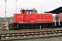 "Krupp 4037 - DB Cargo ""362 614-0"" 25.01.2020 - Seddiner See-Neuseddin, Rangierbahnhof SeddinRaLF Würfel"
