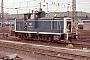 """Krupp 4043 - DB """"260 029-4"""" 07.07.1986 - Frankfurt (Main) Hauptbahnhof, GleisvorfeldRobert Steckenreiter"""