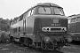 "Krupp 4047 - DB ""216 004-2"" 17.05.1979 - Gelsenkirchen-Bismarck, BahnbetriebswerkMichael Hafenrichter"