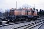 """Krupp 4400 - FVE """"VE 151"""" __.03.1988 - Bremen-Farge, FVE-BetriebswerkNorbert Lippek"""