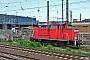 """Krupp 4471 - DB Schenker """"363 151-2 """" 04.06.2010 - Chemnitz, HauptbahnhofKlaus Hentschel"""