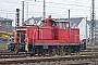 """Krupp 4471 - DB Schenker """"363 151-2 """" 17.03.2011 - Chemnitz HbfKlaus Hentschel"""