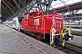 """Krupp 4471 - Railsystems """"363 151-2"""" 20.02.2017 - Leipzig, HauptbahnhofErnst Lauer"""