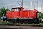 """Krupp 4472 - DB Schenker """"363 152-0"""" 12.09.2012 - Mannheim, Bahnbetriebswerk RbfHarald Belz"""