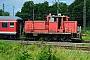 "Krupp 4473 - DB Cargo ""363 153-8"" 23.06.2019 - Freiburg (Breisgau), HauptbahnhofHarald Belz"