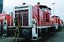 """Krupp 4474 - DB Cargo """"365 154-4"""" 19.11.2000 - Mannheim, BahnbetriebswerkErnst Lauer"""