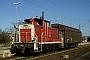 """Krupp 4474 - DB Cargo """"365 154-4"""" 15.02.2002 - LadenburgWerner Brutzer"""
